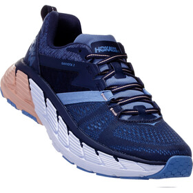 Hoka One One Gaviota 2 - Chaussures running Femme - rose/bleu